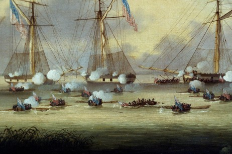 The Battle of Goshen Point